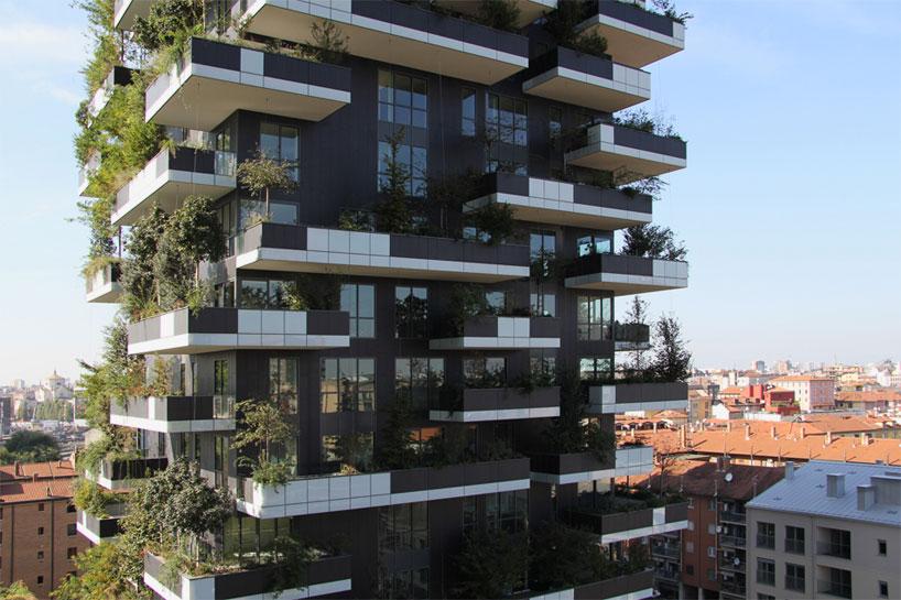 bosco verticale vertical forest stefano boeri studio milan designboom 031 - «Висячие сады» Милана. 8 чудо света