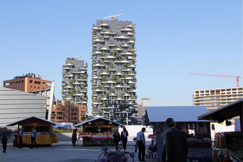 bosco verticale vertical forest stefano boeri studio milan designboom 101 - «Висячие сады» Милана. 8 чудо света