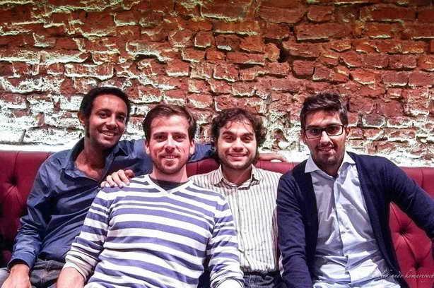 couch41 - Вечер Couchsurfer'a в Милане