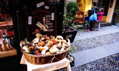 Брера — самый красивый квартал Милана.
