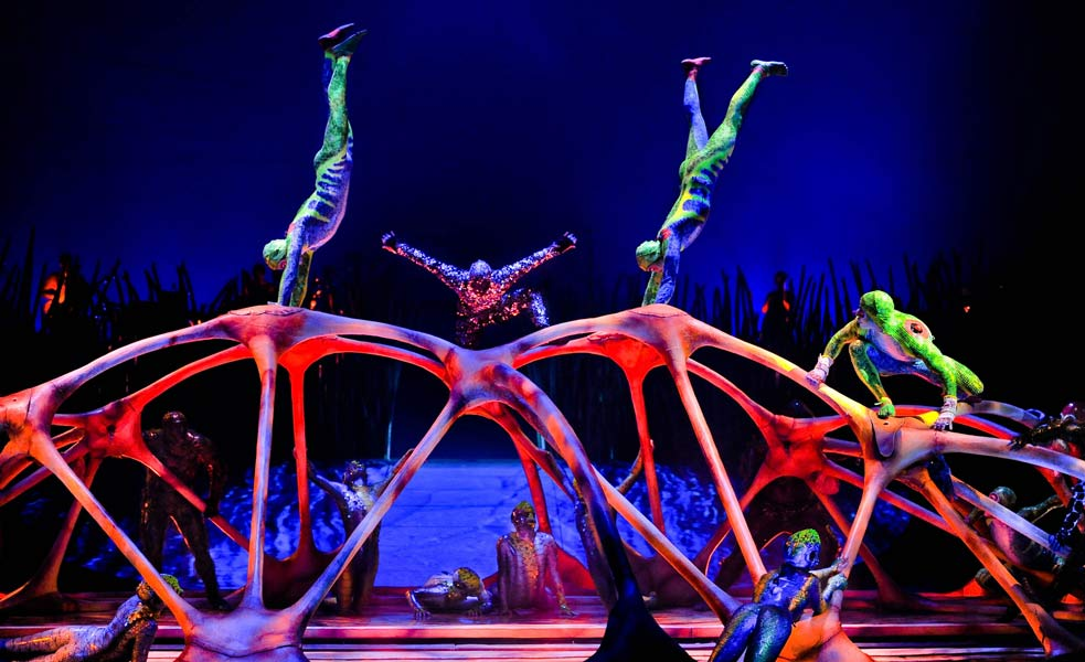 Cirque02 - Что посетить в Милане. Неделя 47