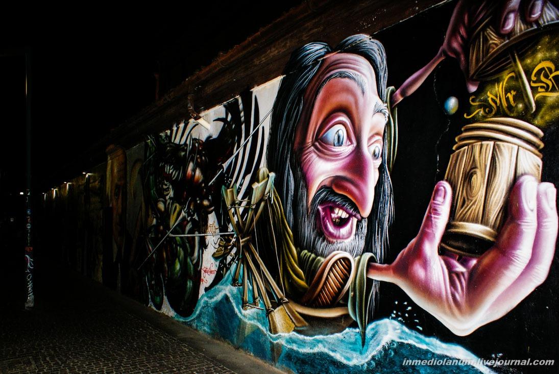 DSC07384 - Знакомство с уличным искусством Mилана