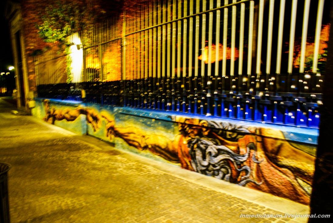 DSC07390 - Знакомство с уличным искусством Mилана