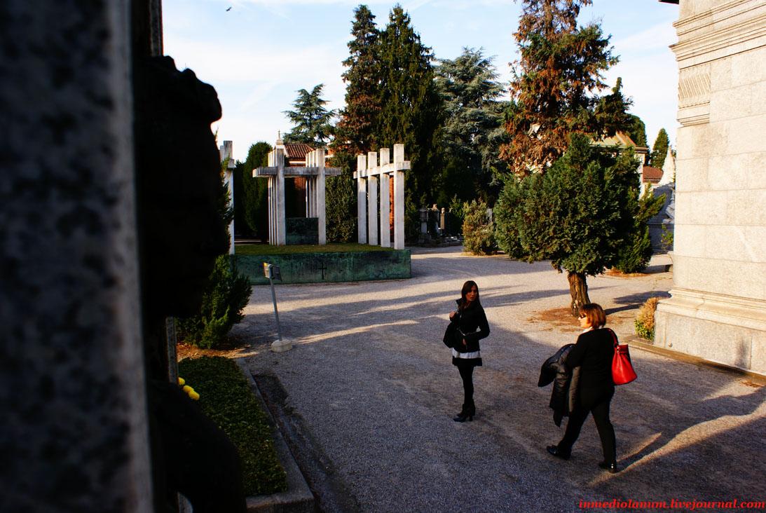 DSC08407 - Про такое не пишут! 9-я достопримечательность Милана