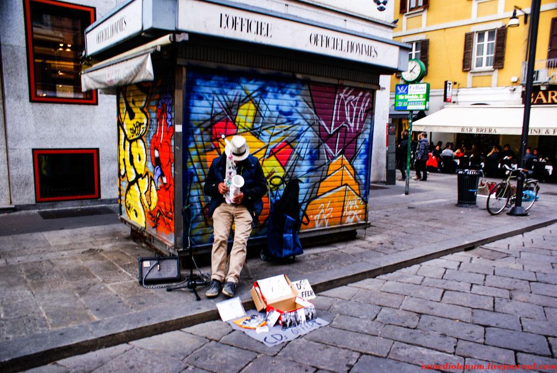 DSC08460 - Брера — самый красивый квартал Милана