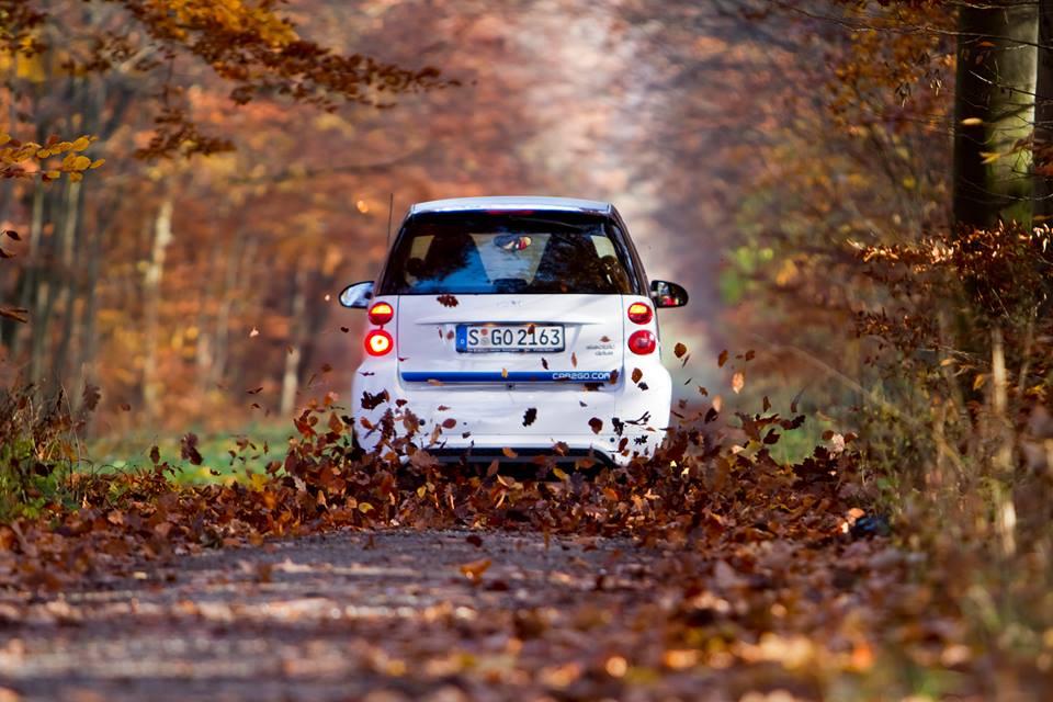 facebook.com .car2go.italia05 - На чём ездят в Милане? Car sharing обзор