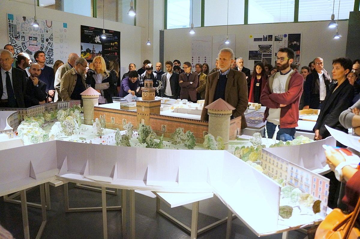 trienn opening 2 - Expo 2015 - Перевоплощение площади Кастелло