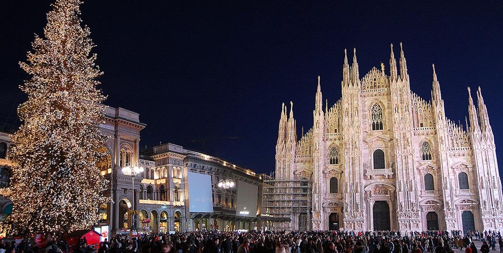 Milan new years eve - Что посмотреть в Милане. Неделя 1.