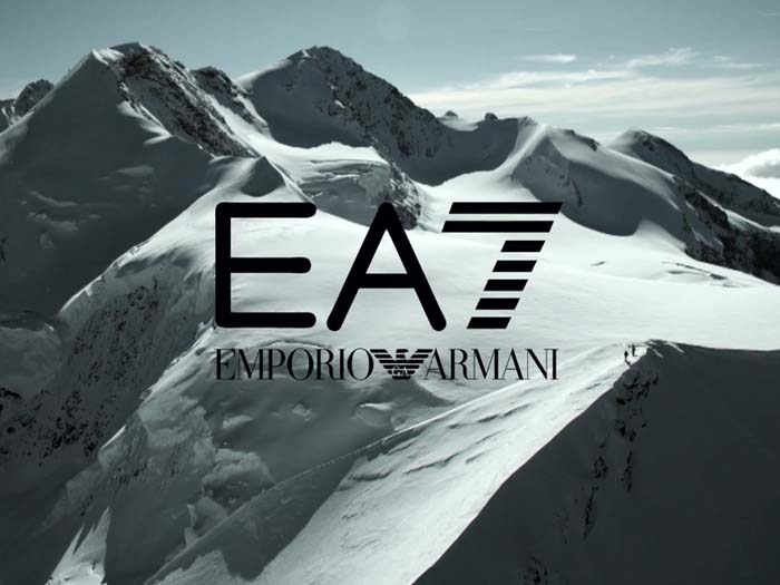 ea7w - Зимняя спортивная коллекция EA7 2014