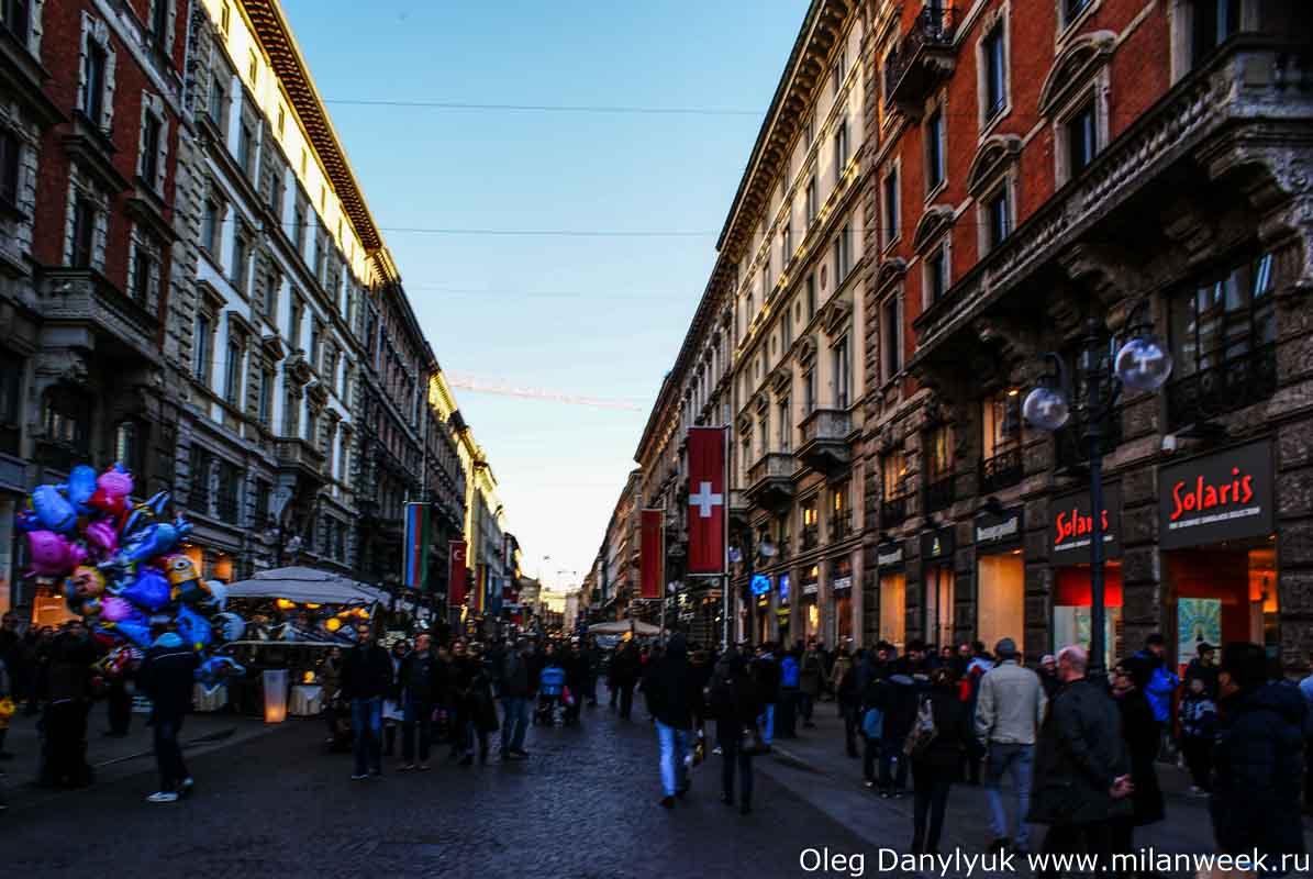 Милан. Что посмотреть за 1 день