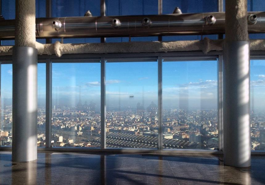 IMG 0609b - Панорама Милана с высоты 39 этажа