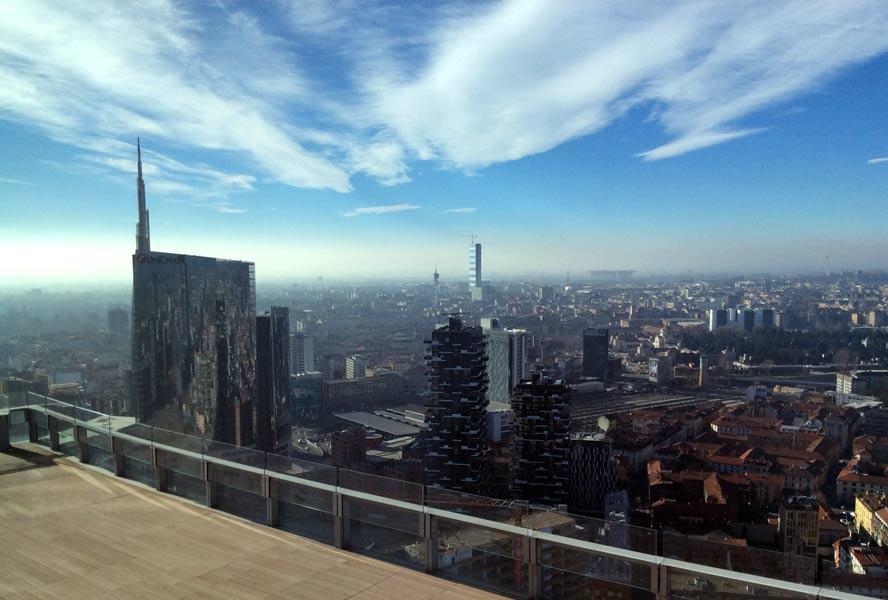 IMG 0718b - Панорама Милана с высоты 39 этажа