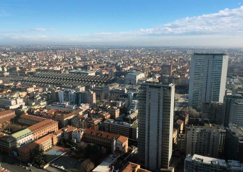 IMG 0776b - Панорама Милана с высоты 39 этажа