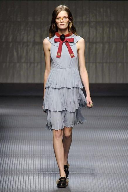 908271 - Миланская неделя моды. Начало