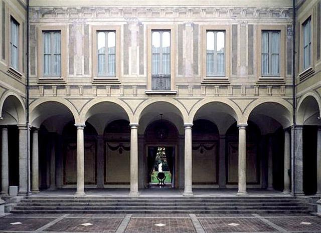 Isimbardi - Что посмотреть в Милане. Неделя 6