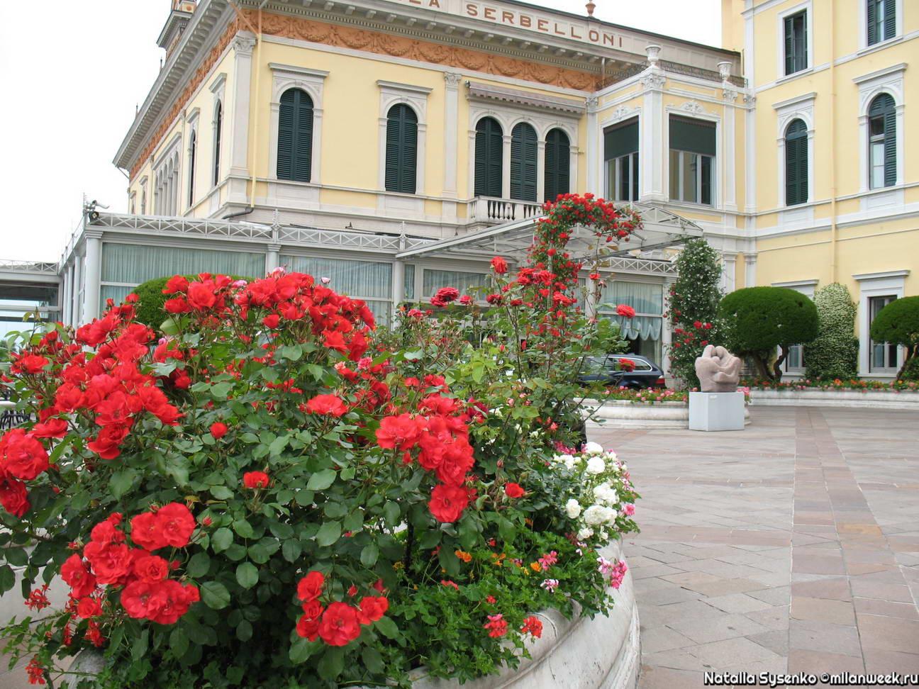 Photo 2 Bellagio grand Hotel Villa Serbelloni - Озеро Комо в мировом кинематографе. Часть 1