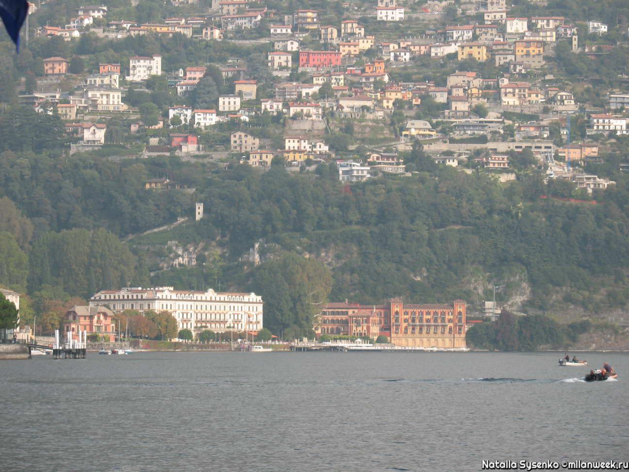Photo 5 Cernobbio Villa dEste - Озеро Комо в мировом кинематографе. Часть 1