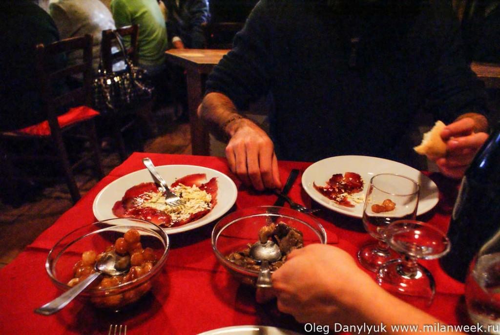 DSC09259 1024x686 - Агротуризм в Ломбардии: вкусно, качественно и за разумные деньги