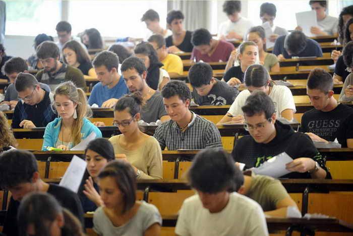 studenti pavia1 - Павия - город науки