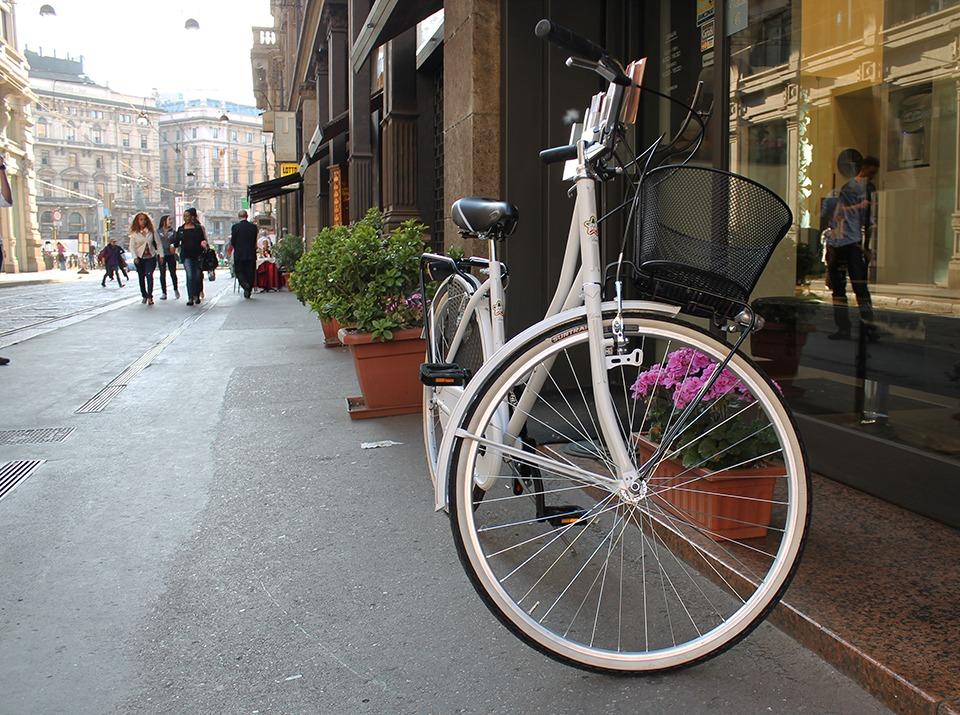 IMG 0477 - Готовь Bici к лету! Велопрогулка по Милану