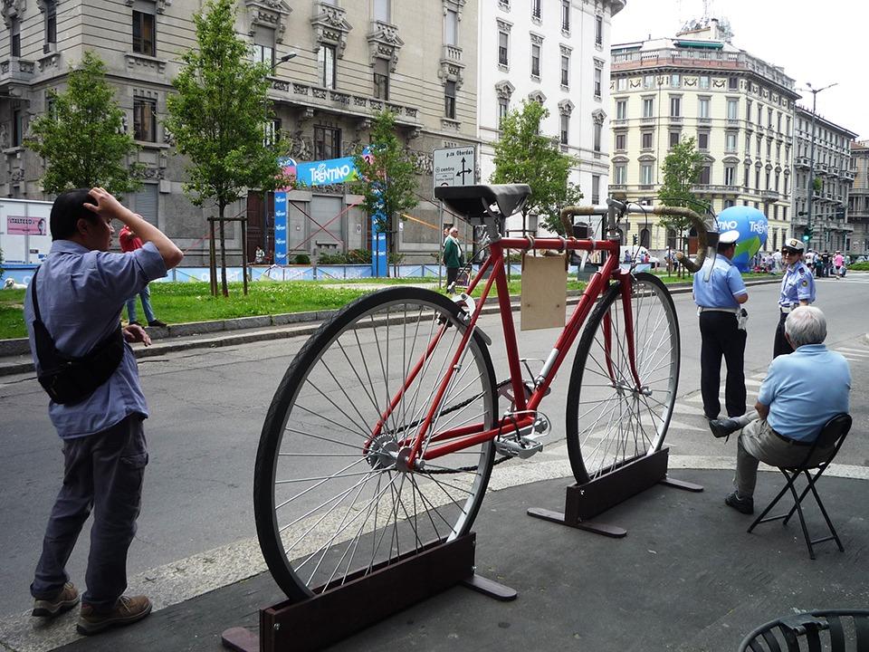 P1200802 - Готовь Bici к лету! Велопрогулка по Милану