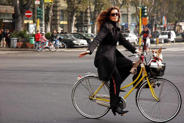 bici photo2 - Готовь Bici к лету! Велопрогулка по Милану
