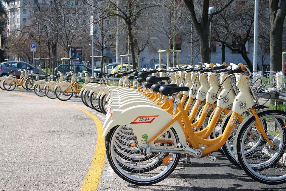 bikemi milano 1280x853 - Готовь Bici к лету! Велопрогулка по Милану