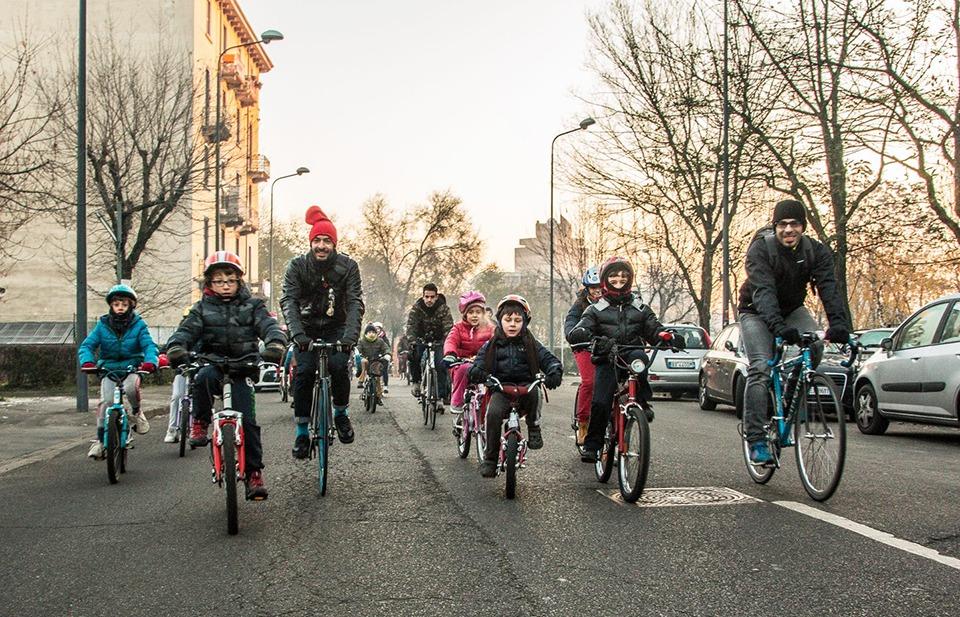 comune info net - Готовь Bici к лету! Велопрогулка по Милану
