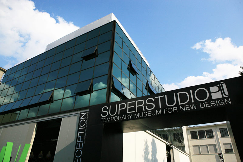 superstudio - Что посмотреть в Милане. Неделя 16