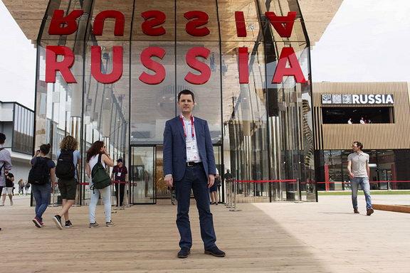 кузнецов - Интервью: главный архитектор Москвы об ЭКСПО в Милане