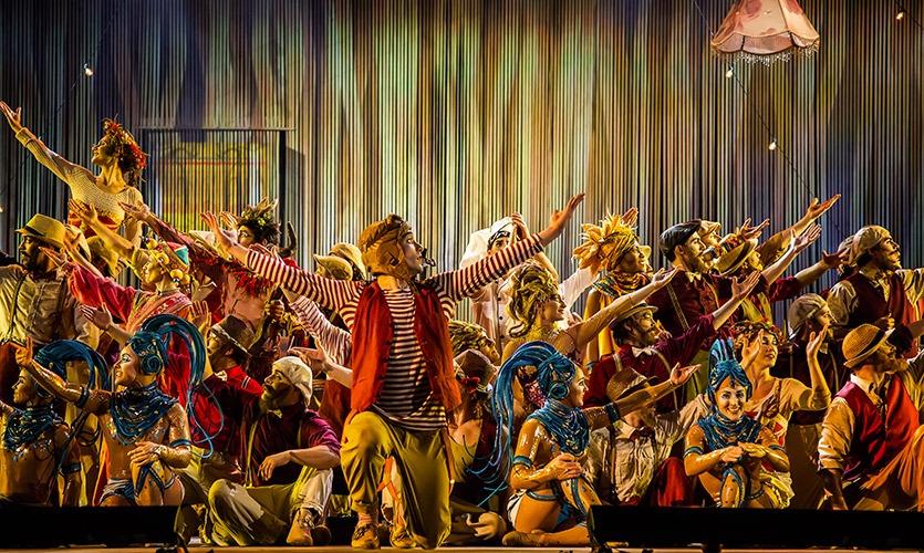 cirque dettaglio - Что посмотреть в Милане. Неделя 21
