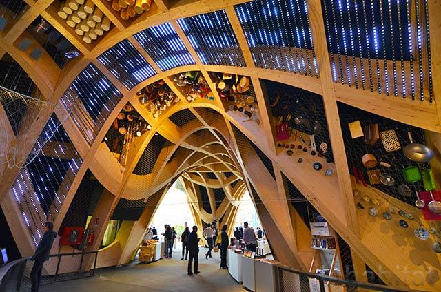 France Milan Pavilion - Что посмотреть в Милане. Неделя 25