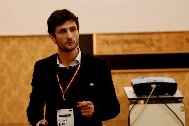 Nicola Biffi, CEO PrenotaUnCampo.it