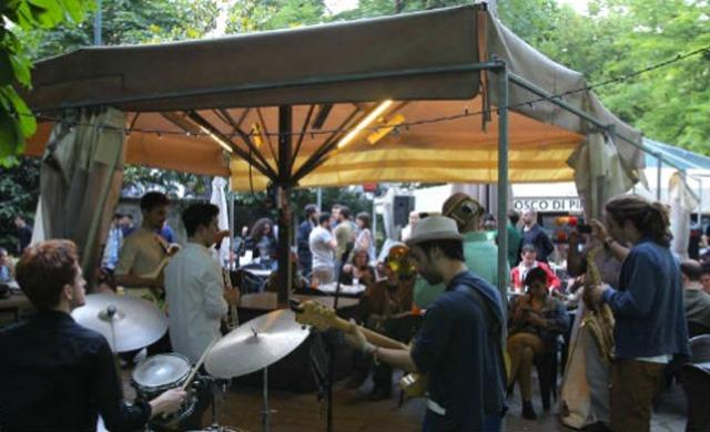 jazz park milan - Что посмотреть в Милане. Неделя 27