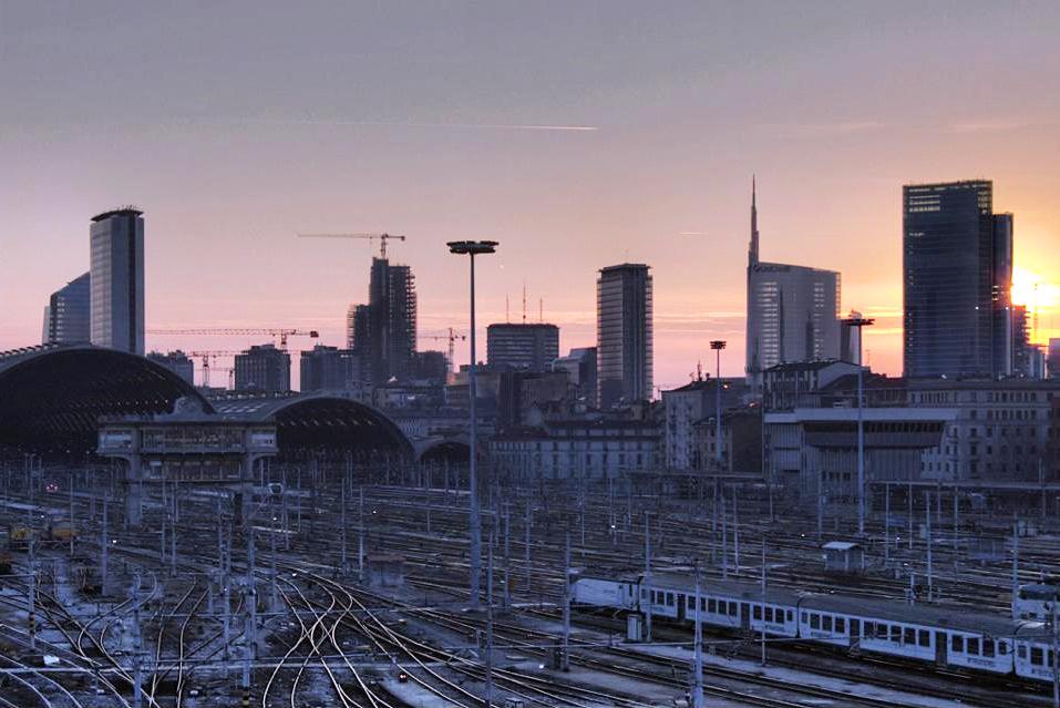 Luca2 - История Милана. 90-е года из воспоминаний итальянцев