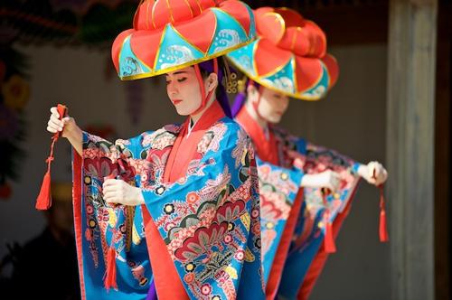 Danze tradizionali delle isole Ryukyu - Что посмотреть в Милане. Неделя 39