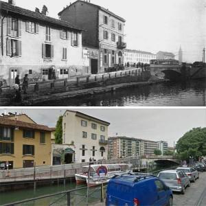 milano ponte scodellino1 300x300 - Фото Милана: в начале прошлого века и сейчас