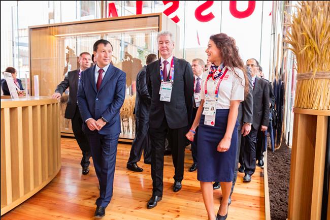 Россия Экспо 2015 Милан