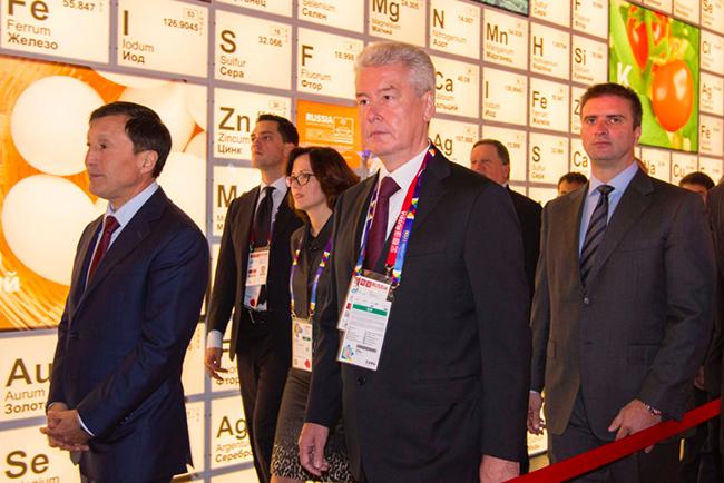 photo02 - Визит мэра Москвы и деловой форум завершились с успехом