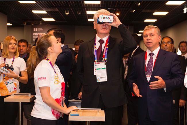 photo03 - Визит мэра Москвы и деловой форум завершились с успехом