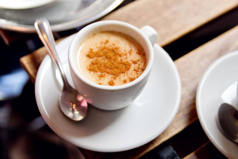 warmingdrink - Осенний путеводитель по горячим напиткам Милана
