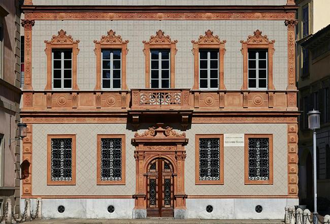 manzoni - Дом Алессандро Мандзони вновь открыли для посещения
