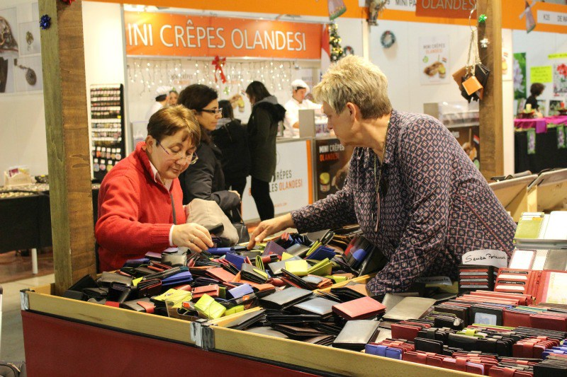 IMG 0249 - Рождественский фотоотчёт с L'ARTIGIANO IN FIERA 2015