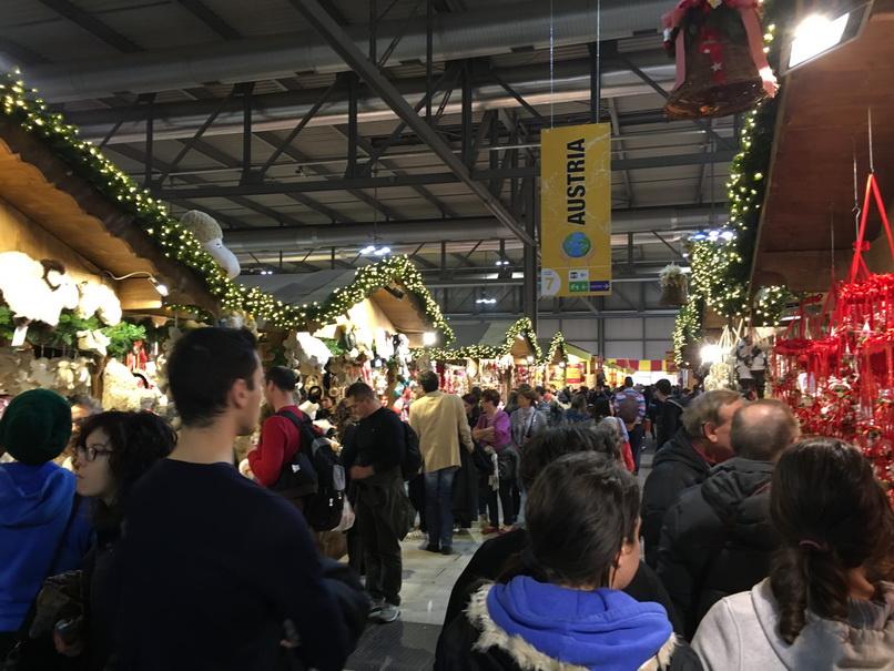 IMG 0348 resize - Рождественский фотоотчёт с L'ARTIGIANO IN FIERA 2015