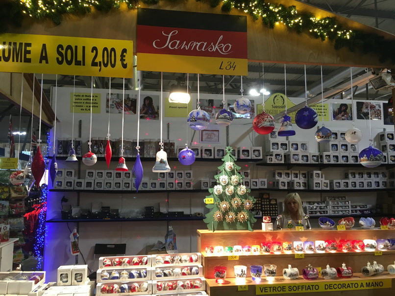 IMG 0384 resize - Рождественский фотоотчёт с L'ARTIGIANO IN FIERA 2015