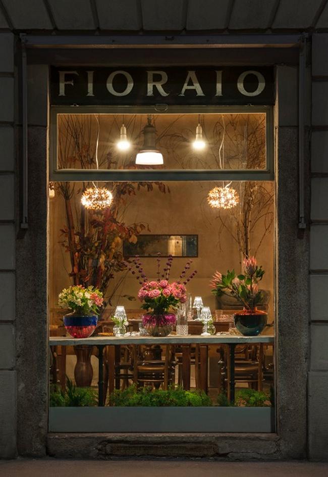 fioraio bianchi 07 2015 - Kartell и Fioraio Bianchi Caffè подготовились к праздникам
