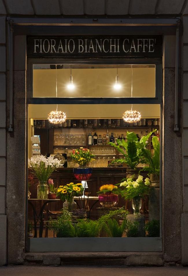 fioraio bianchi 08 2015 - Kartell и Fioraio Bianchi Caffè подготовились к праздникам