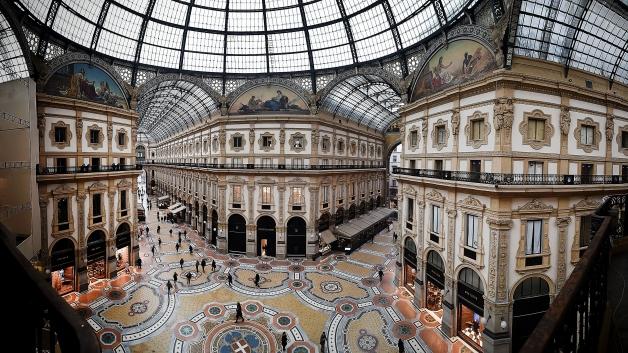 моды в милане - Что посмотреть в Милане на выходных, 27-28 Февраля 2016