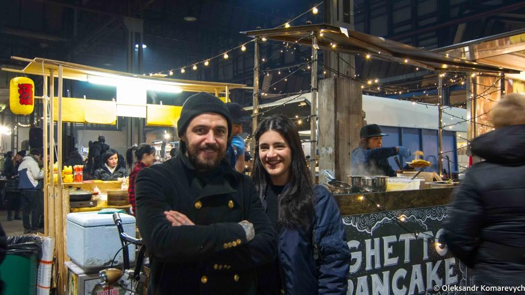 Eat Market Gianluca e Linda 1024x576 - Eat Market - первая барахолка еды в Милане