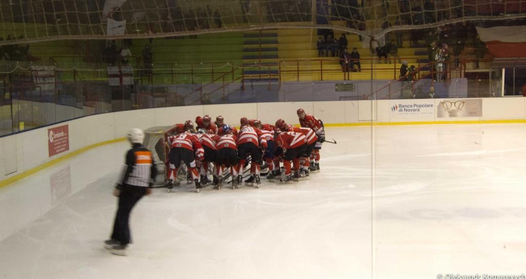 IMGP6630 1024x544 - Хоккей в Милане. Milano 6 - Pergine 4